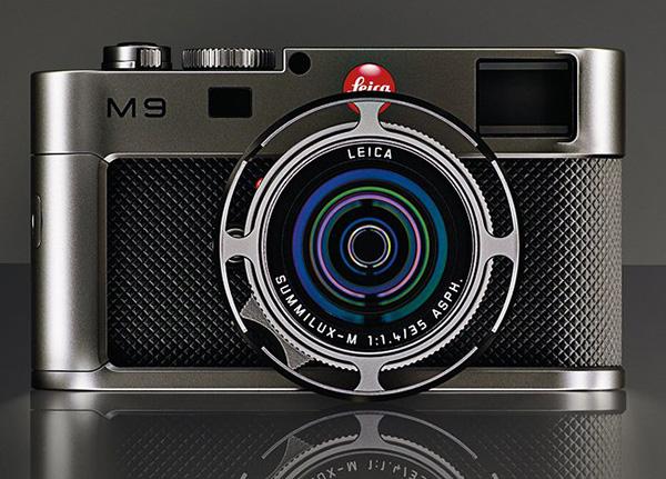Leica M9 Titanium Camera