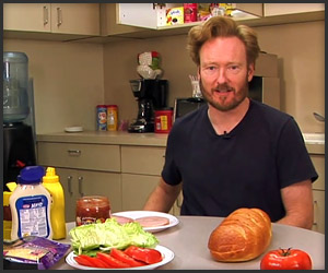 The Conan Sandwich