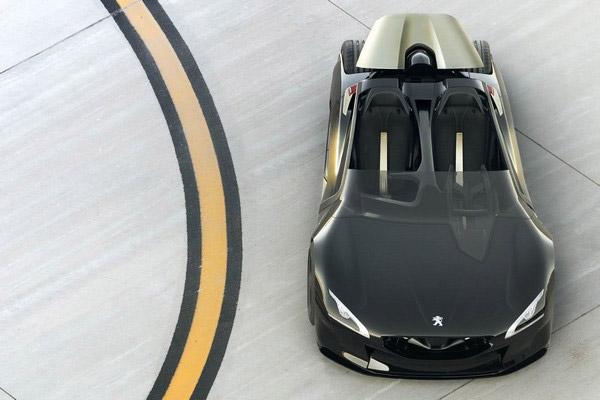 Peugeot EX 1