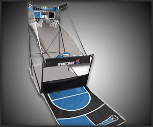 3-Point Arcade Basketball