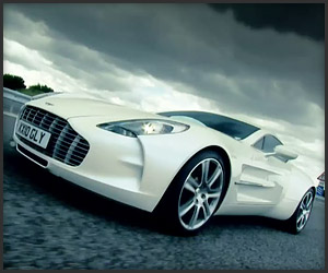 Aston Martin One-77 (Video)