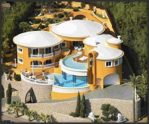 Awesome house on the awesomer - Villa colani ...