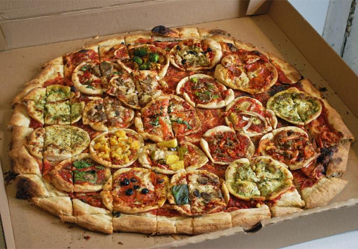 Recursive Pizza