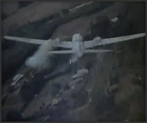 WWII Airplane Camera Footage