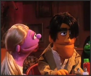 True Blood x Sesame Street