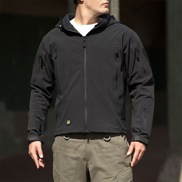 Stealth Hoodie Jacket