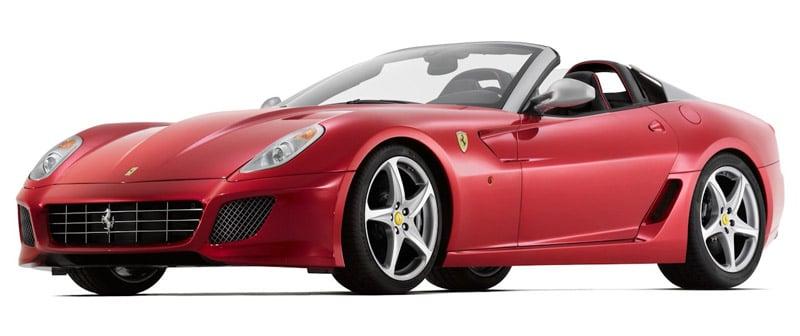 2011 Ferrari SA Aptera
