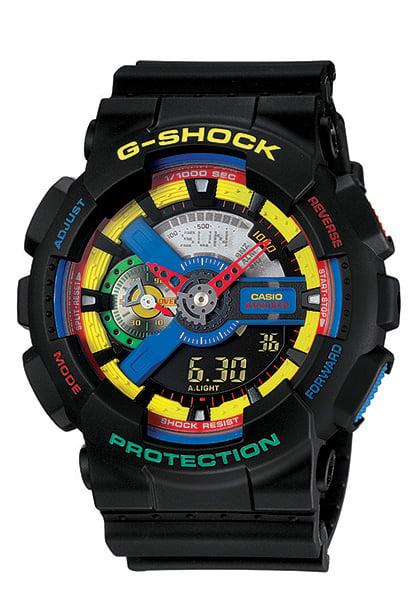G-Shock Dee & Ricky