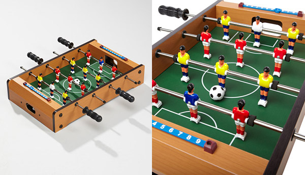 Mini Foosball Table