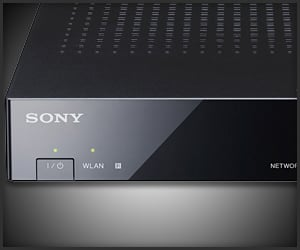 Sony SMP-N100 Media Player