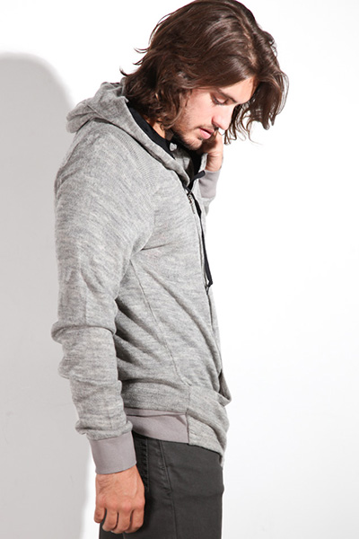 Nortwick Trask Hooded Sweater The Awesomer