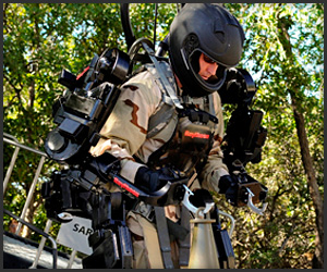 Raytheon XOS 2 Robotics Suit