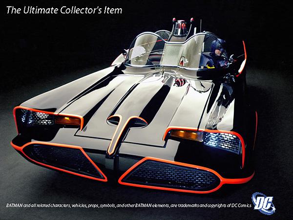 1966 Batmobile Replicas