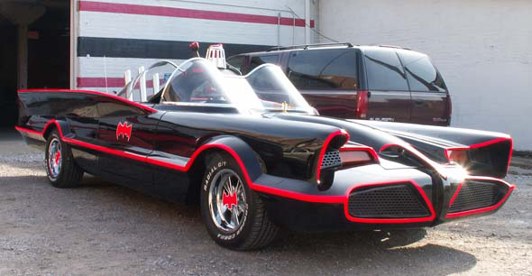 1966 Batmobile Replicas