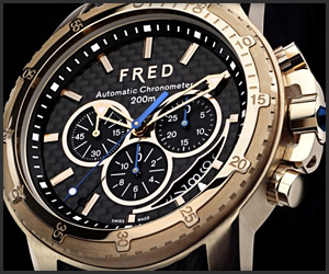 FRED Gladiateur Collector