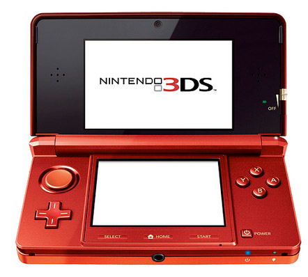 Nintendo 3DS Specs/Launch Date