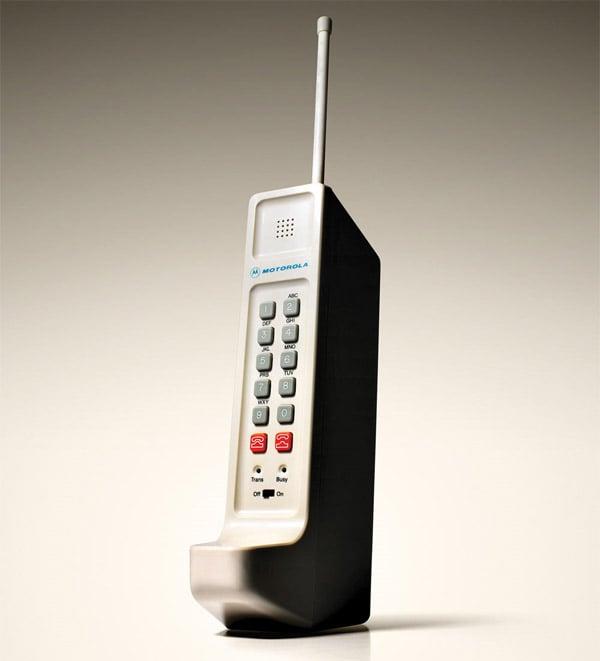 Motorola Cell Phone - photo: Dan Forbes