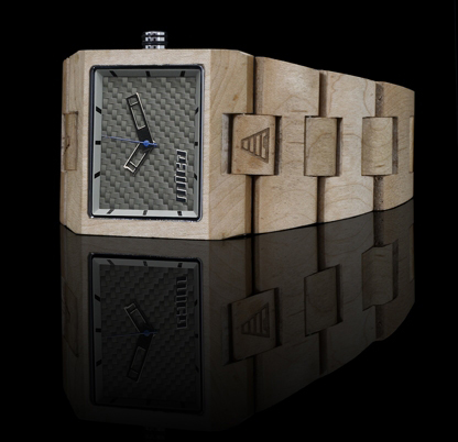 Mica Plank Watch