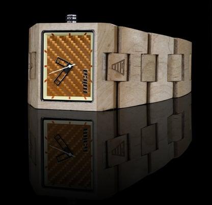 Mica Plank Watch