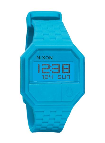 Nixon Rubber Re-Run