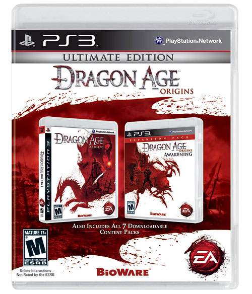 Dragon Age Ultimate Edition