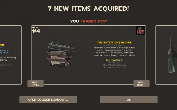 Team Fortress 2: In-Game Store