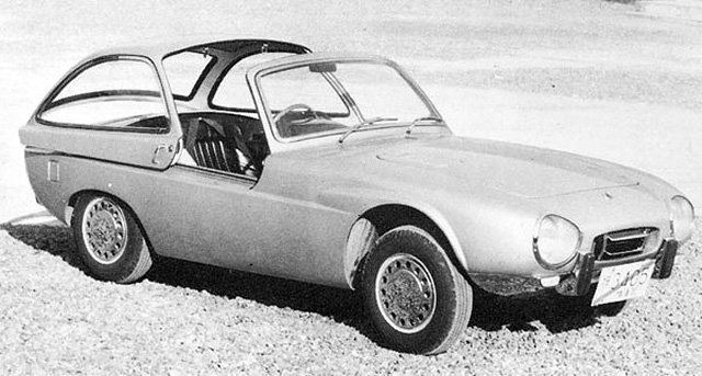 Japanese Concept Cars 1957-2009