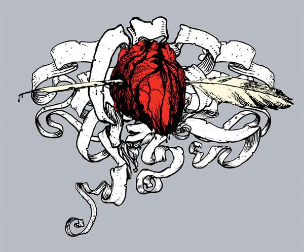RIPT T-Shirt: Words Hurt by Ozzymandies