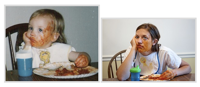 Young Me/Now Me