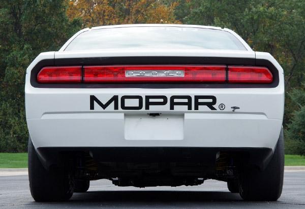 2011 Mopar Challenger V10