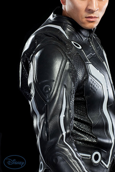 Sam Flynn TRON Motorcycle Suit