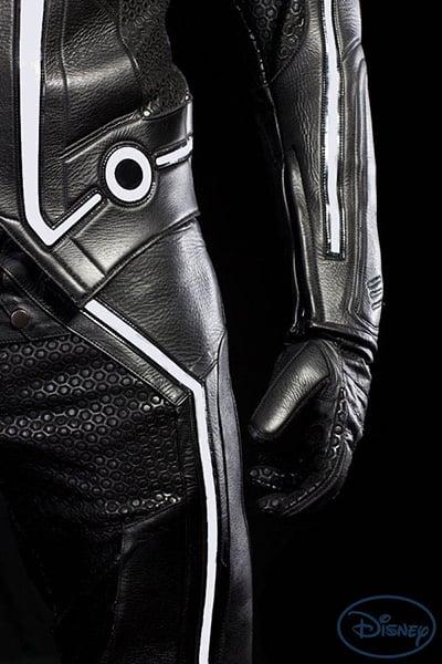 Sam Flynn TRON Motorcycle Suit