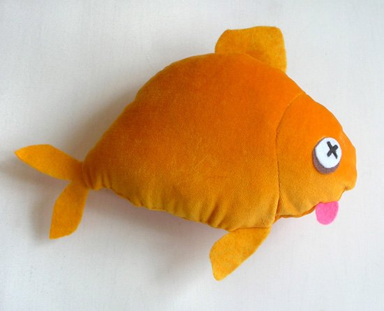 McBitterson's Plushies