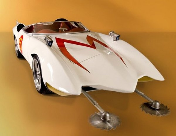 Real Mach 5 The Awesomer