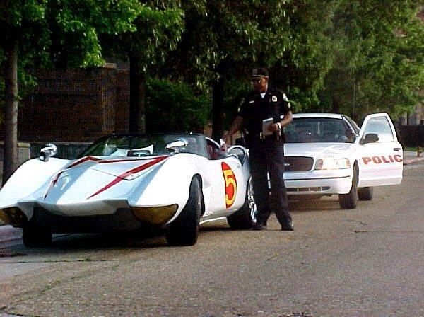 100710 Speed Racer Mach 5 5
