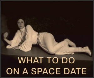 What to Do on a Space Date