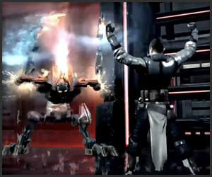 SW: Force Unleashed II Gameplay
