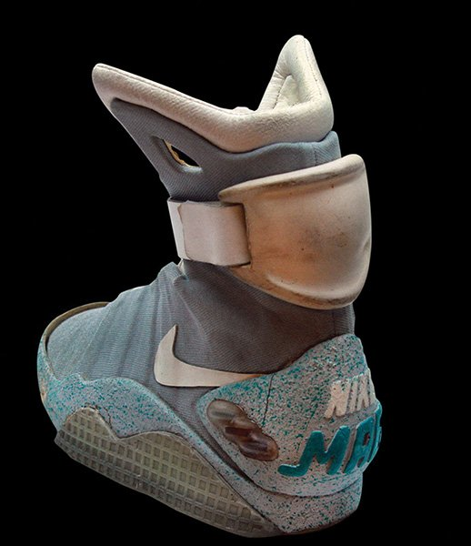 Original Marty McFly Nikes
