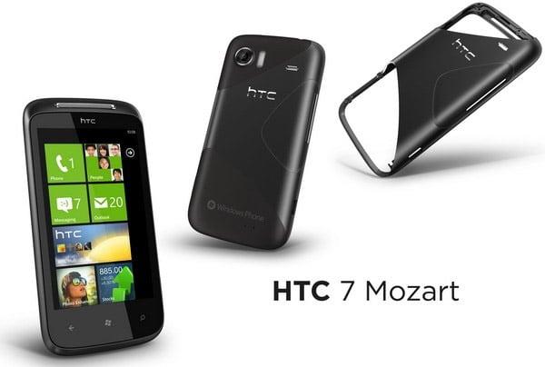 HTC 7 Windows Phone 7