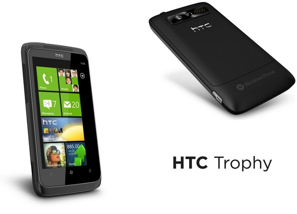 HTC 7 Windows Phone 7