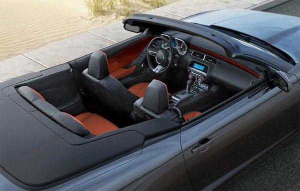 2011 Chevy Camaro Convertible