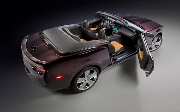 2011 Chevy Camaro Convertible