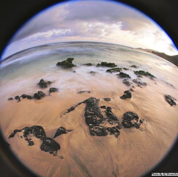 Scout Fisheye DSLR Lens