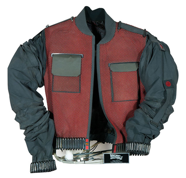 Original Marty McFly Jacket