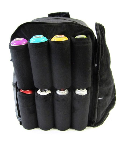 Graffiti Utility Backpack