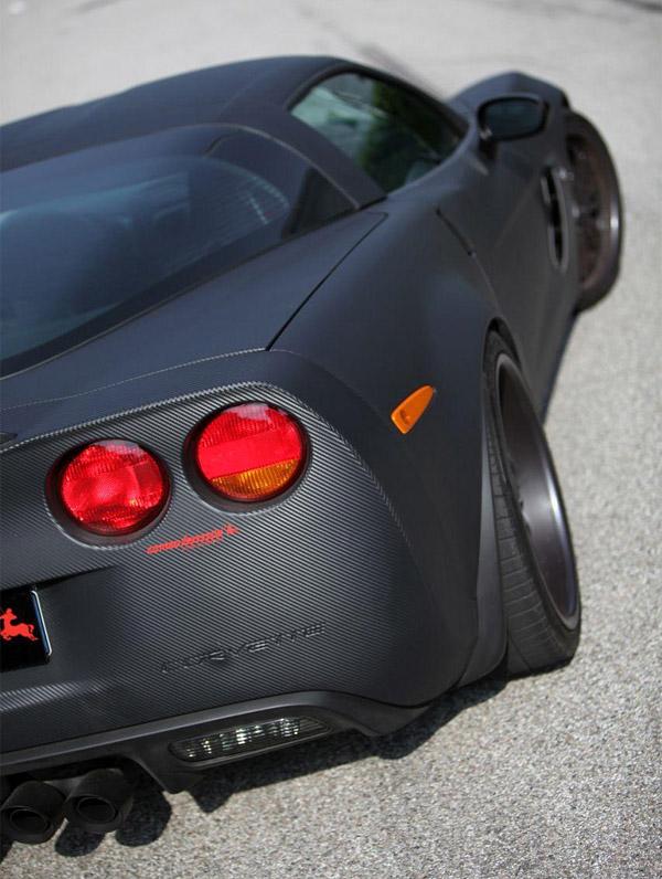 Carbon Fiber Corvette Z06