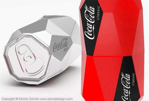Coca-Cola Concept Can