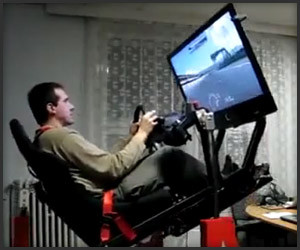 DIY Formula One Simulator