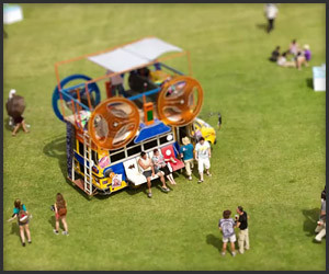 Tilt-Shift Coachella