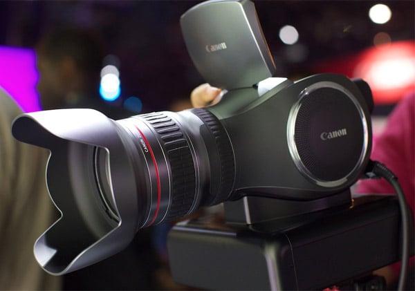 Canon 4K Concept